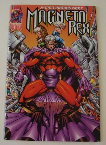Marvel Extra (Panini, Gb) Nr. 1-16 kpl. (Z1)