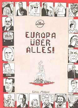 Europa über alles (Edition Moderne, Br.) Sonderangebot