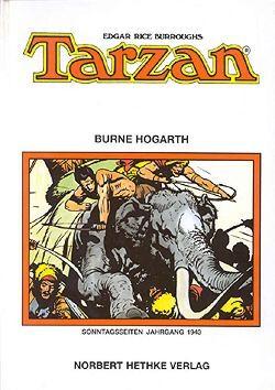 Tarzan Sonntagsseiten 1943