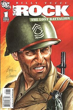 Sgt. Rock The Lost Battalion 1-6