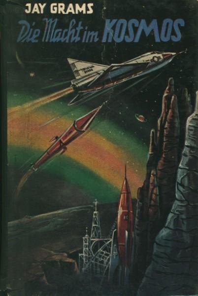 Grams, Jay Leihbuch Macht im Kosmos (Bewin)