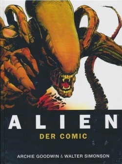 Alien (Crosscult, B.) Der Comic
