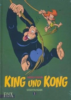 King und Kong Gesamtausgabe 1