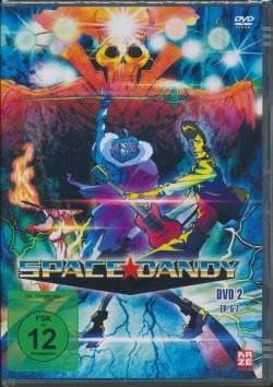 Space Dandy Vol.2 DVD