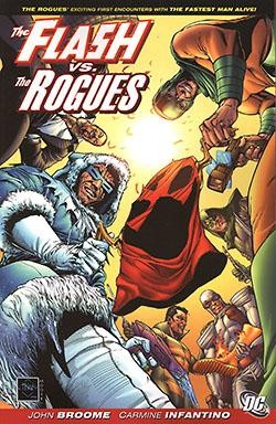 US: Flash vs. the Rogues