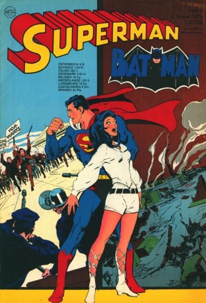Superman (Ehapa, Gb.) Jahrgang 1973 Nr. 1-26