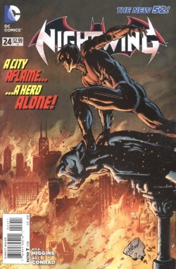 Nightwing (2011) 2-30