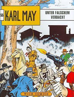 Willy Vandersteens Karl May 55