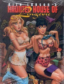 Sqpinc: Haunted House of Lingerie Vol.2