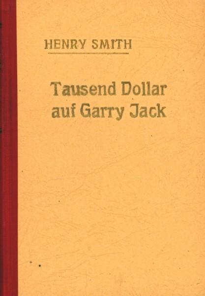 Garry Jack Leihbuch Tausend Dollar auf Garry Jack (Bach)