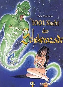 1001 Nacht der Scheherazade