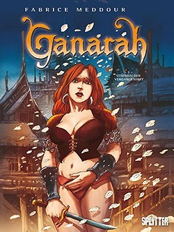 Ganarah (Splitter, B.) Nr. 3 (neu)