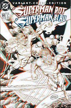 Superman 64 Variant