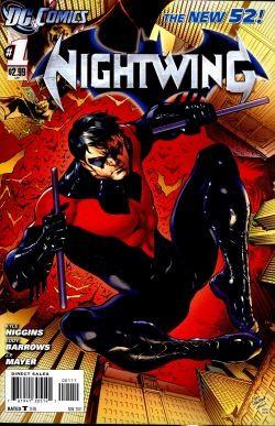 Nightwing (2011) 1st Printing 1