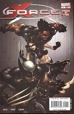 X-Force (`08) 1-28