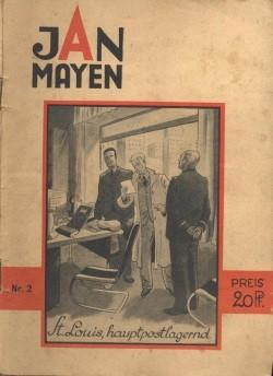 Jan Mayen (Bergmann, Vorkrieg) Nr. 1-100