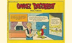 Micky Maus Beilagen Comicstreifen Nr. 1-42