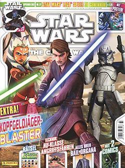 Star Wars Clone Wars Magazin (Dino, GbÜ) Nr. 37-62