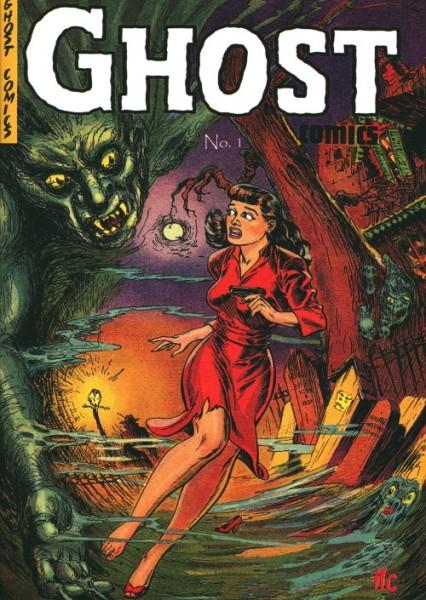 Ghost Comics (ilovecomics, Gb.) Nr. 1