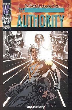 Authority Annual 2002