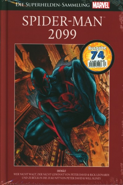 Marvel Superhelden Sammlung 74: Spider-Man 2099