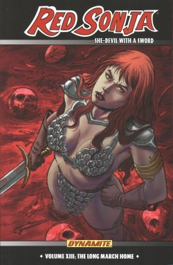 Red Sonja Vol.13 The Long March Home SC