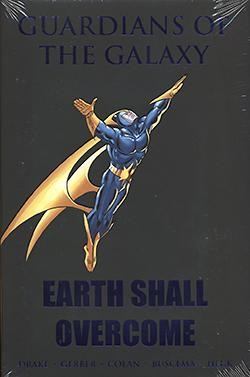 Guardians of the Galaxy Earth Shall Overcome HC