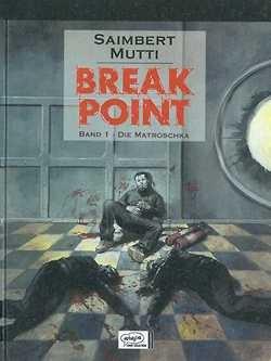 Break Point (Ehapa, B.) Nr. 1,2