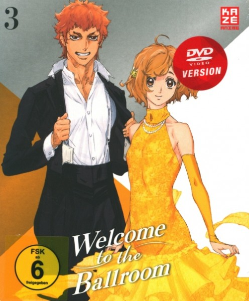 Welcome to the Ballroom Vol. 3 DVD