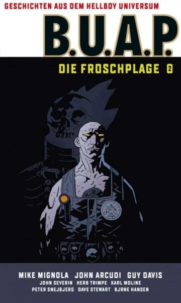 Geschichten aus dem Hellboy Universum: B.U.A.P. 2 (09/19)