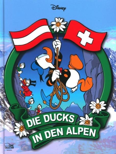Die Ducks in den Alpen (2021)