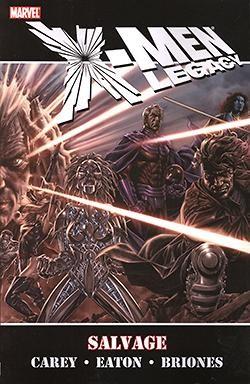 US: X-Men Legacy: Salvage