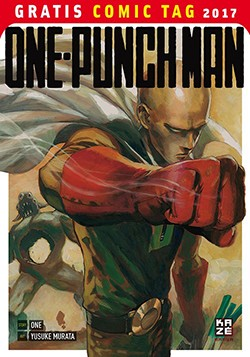 Gratis Comic Tag 2017: One Punch Man