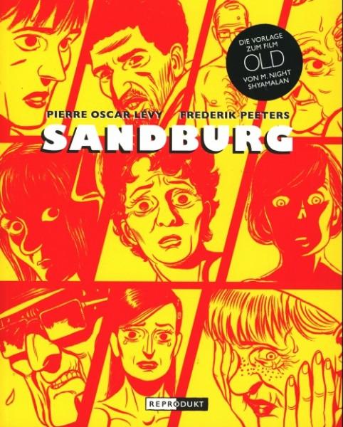 Sandburg (Neuausgabe)