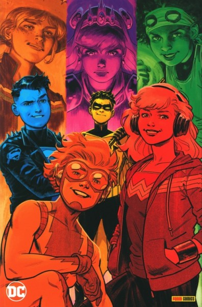 Young Justice 01 Variant