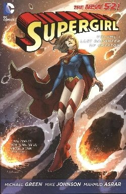 US: Supergirl (2011) Vol.1