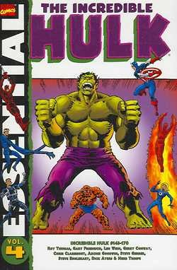 US: The Essential Incredible Hulk Vol. 4