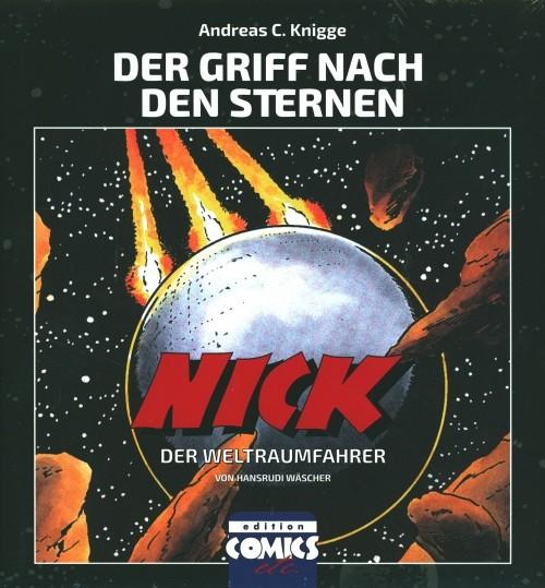 Der Griff nach den Sternen - Nick der Weltaumfahrer HC