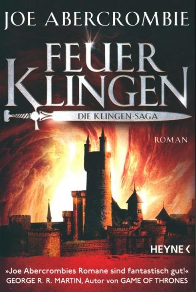 Abercrombie, J.: Klingen-Saga 2 - Feuerklingen
