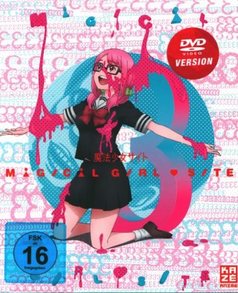 Magical Girl Site Vol. 3 DVD