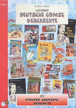 Illustrierte Deutsche Comicgeschichte 05 (Neu-Ausgabe)