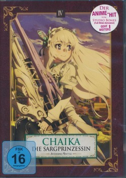 Chaika - Die Sargprinzessin - Staffel 2 Vol. 4 DVD