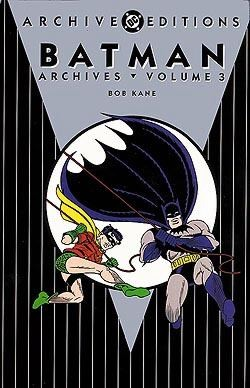US: Batman Archives Vol.3