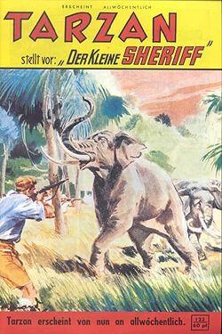 Tarzan Mondial Großband 123