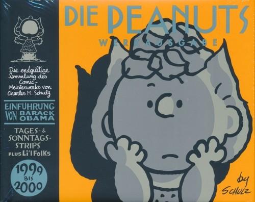 Peanuts Werkausgabe 1999-2000