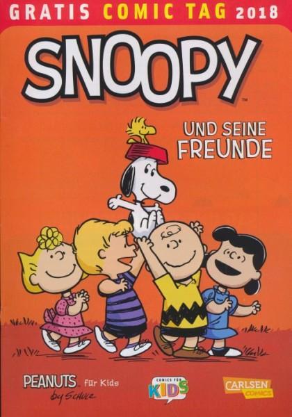 Gratis Comic Tag 2018: Snoopy
