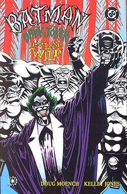 Batman/Dark Joker: Das Land Wild