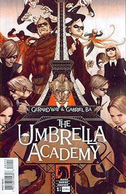 Umbrella Academy Apocalypse Suite 1-6