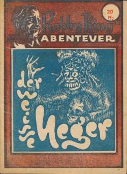 Robby Kings Abenteuer (Wichmann) Nr. 1-5