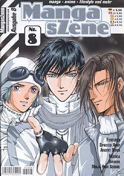 Manga Szene 08